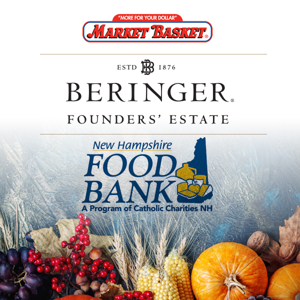 Beringer Founders' Estate – Help Us Help Others