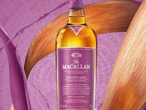 CELEBRATE WITH THE MACALLAN