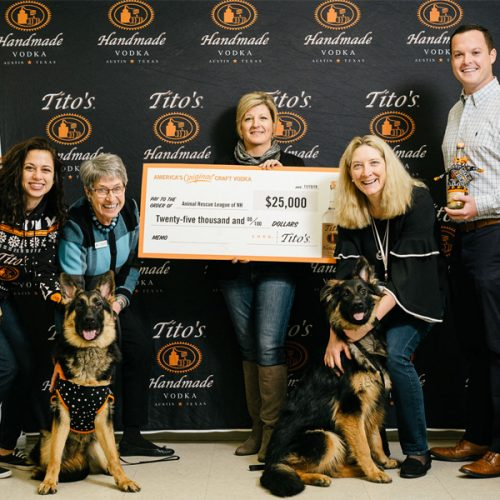 $25K donated to Animal Rescue League of NH