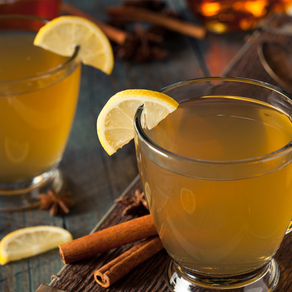 Winter Citrus Punch