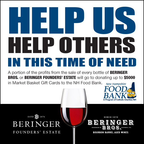 Help BERINGER Help Others
