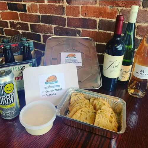 Restaurant Take Out and Wine / Beer Delivery