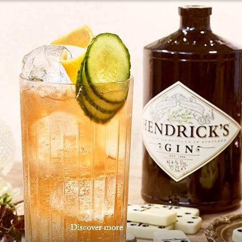 Hendrick's Gin Buck