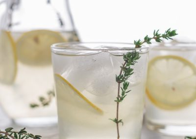 Lemon-Thyme Vodka