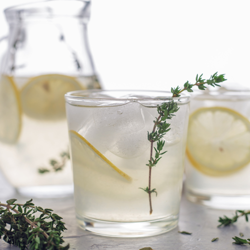 Lemon-Thyme Vodka