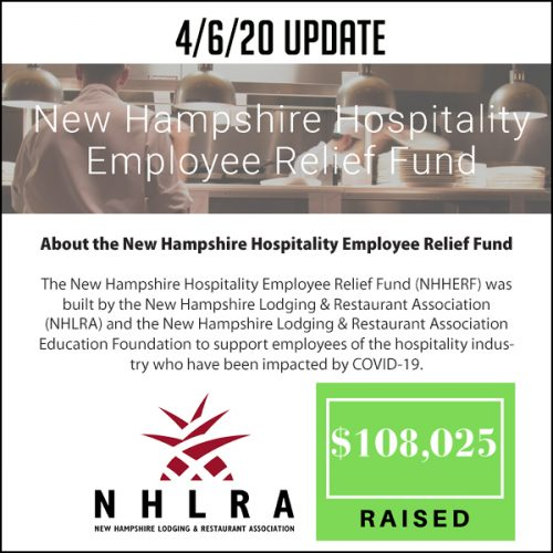 NH Hospitality Employee Relief Fund – UPDATE