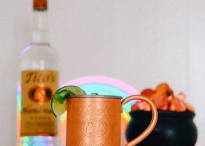 Tito's Pot of Copper