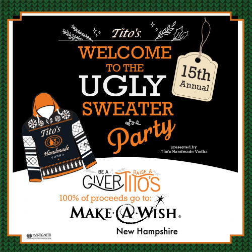 Ugly Sweater Party 2019 RECAP