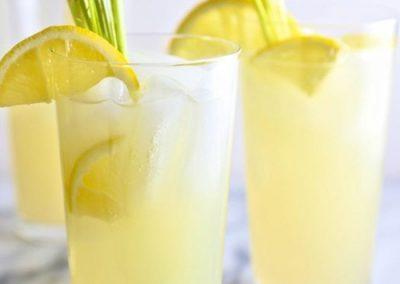 Lemongrass Fizz