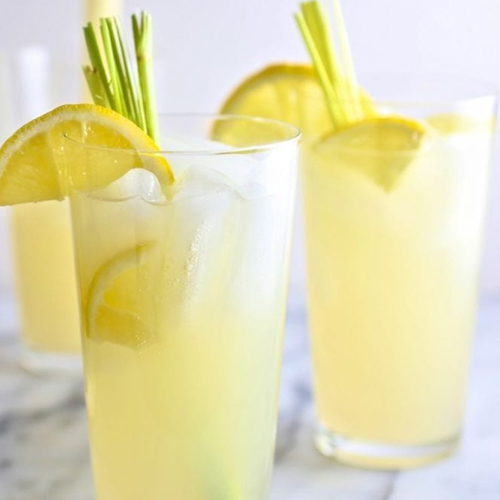 Lemongrass Fizz