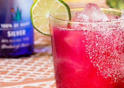 Dragonfruit Margarita